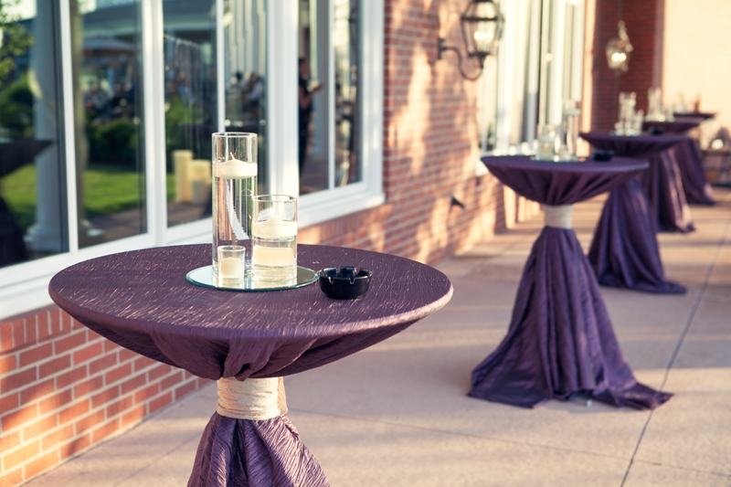 cocktail table juves party events